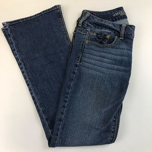 American Eagle Outfitters Jeans - AEO American Eagle Womens Jeans 2 SHORT Artist